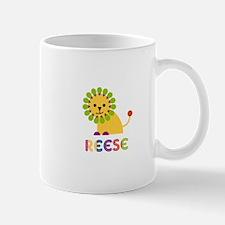 Reese Loves Lions Mug
