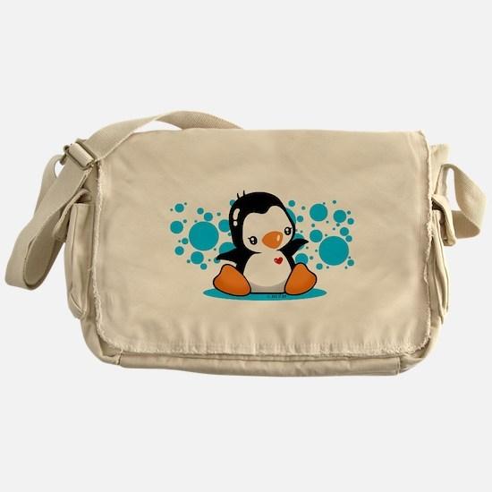 Penguin (B) Messenger Bag