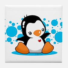 Penguin (B) Tile Coaster