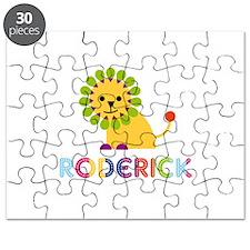 Roderick Loves Lions Puzzle