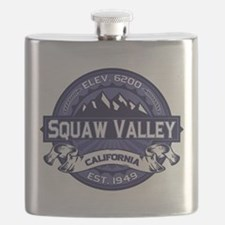 Squaw Valley Midnight Flask
