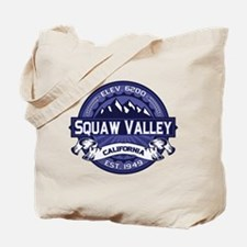 Squaw Valley Midnight Tote Bag