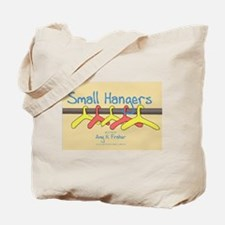 Small Hangers Logo Tote Bag