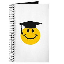 Graduate smiley face Journal