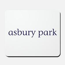 Asbury Park Mousepad