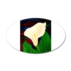Calla Lilly Wall Decal