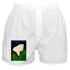 Calla Lilly Boxer Shorts