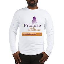 iPromise to do something Men's Long Sleeve T-Shirt
