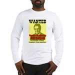Wanted Reese McKinney Resigna Long Sleeve T-Shirt
