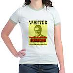 Wanted Reese McKinney Resigna Jr. Ringer T-Shirt