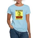 Wanted Reese McKinney Resigna Women's Pink T-Shirt