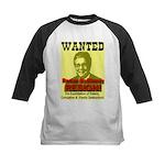 Wanted Reese McKinney Resigna Kids Baseball Jersey