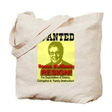 Wanted Reese McKinney Resigna Tote Bag