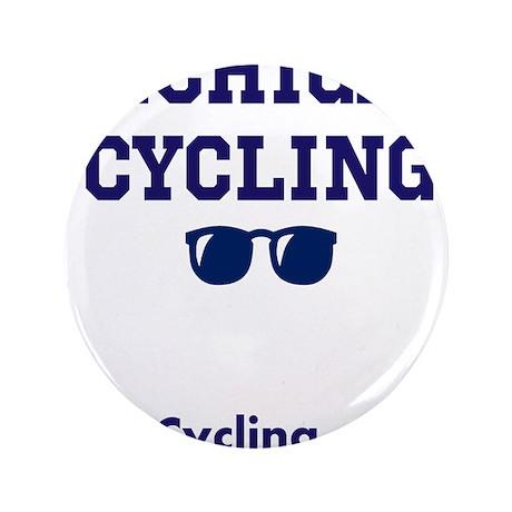 "Michigan Cycling - Sunglasses 3.5"" Button"