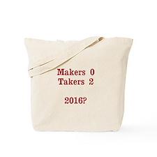 Makers 0 Tote Bag