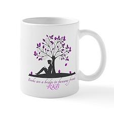 Bridge Purple Fancy Mug