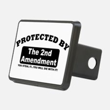 property of protected by 2nd amendment b Hitch Cov