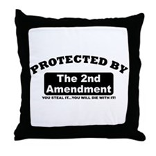 property of protected by 2nd amendment b Throw Pil