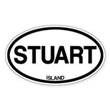 Stuart Island Decal