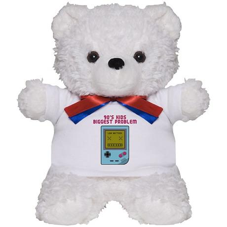 90s kids biggest problem on handheld gaming Teddy