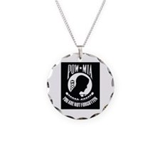 POW MIA Necklace