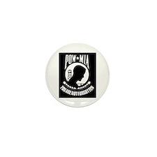 POW MIA Mini Button (10 pack)