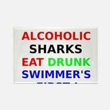 Alcoholic Sharks Eat Drunk Swimmers First Rectangl