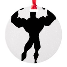 Strong Guy Ornament