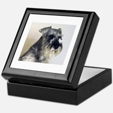 Every Day is Better with a Schnauzer Keepsake Box