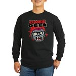 Zombie Geek Long Sleeve T-Shirt