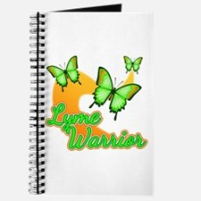 Lyme Warrior Butterflies Journal
