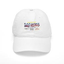 KARAOKE STAR Baseball Baseball Cap