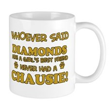 Chausie cat mommy designs Mug