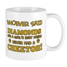 Cheetoh cat mommy designs Mug