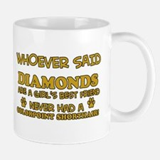 Colorpoint Shorthair cat mommy designs Mug
