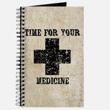 Time For Your Medicine Journal