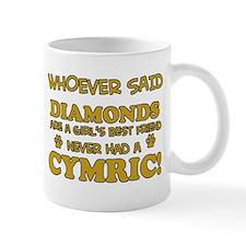 Cymric cat mommy designs Mug