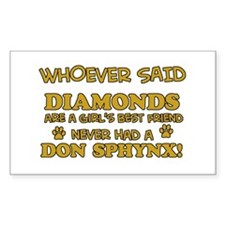 Don Sphynx cat mommy designs Decal