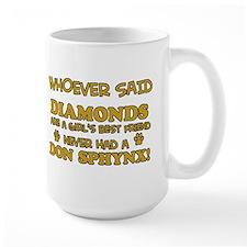 Don Sphynx cat mommy designs Mug