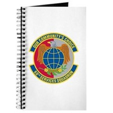 60th Services Squadron Journal
