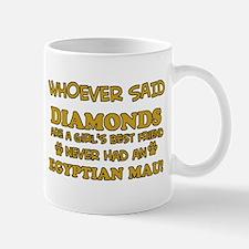 Egyptian Mau cat mommy designs Mug