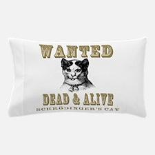 Schrodingers Cat Pillow Case
