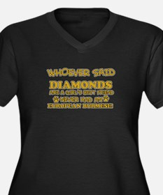 European Burmese cat mommy designs Women's Plus Si