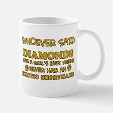 Exotic Shorthair cat mommy designs Mug