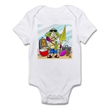 """THAT SPRING BREAK GUY"" Infant Bodysuit"