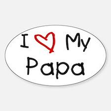 Papa.jpg Decal