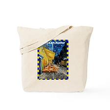 Retired art teacher VG Tote Bag