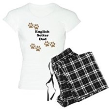 English Setter Dad Pajamas