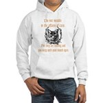 Affairs of Cats Hooded Sweatshirt