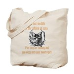 Affairs of Cats Tote Bag
